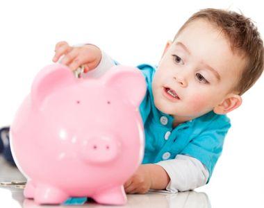 Vești extraordinare pentru părinți! Bani mai mulți pentru copiii români