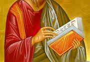 Sărbătoare sâmbătă. Ce sfânt apare în calendar. Mulți români îi poartă numele: La mulți ani!