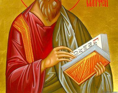 Sărbătoare sâmbătă. Ce sfânt apare în calendar. Mulți români îi poartă numele: La mulți...