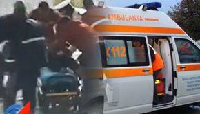 VIDEO | Un polițist aflat în timpul liber a salvat viața unui bărbat care făcuse stop cardio-respirator