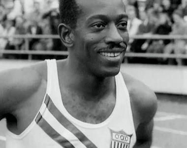 A încetat din viață o fostă glorie a sprintului american, campion olimpic la 100 de metri