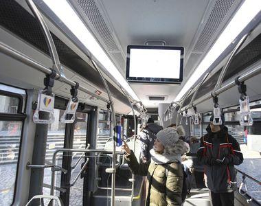 În România au început să se ia măsuri pentru oamenii din autobuze certați cu igiena:...