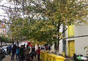Alţi patru adulţi şi trei copii care locuiesc în blocul unde s-a făcut deratizare şi dezinsecţie au rămas în spital. Numărul pacienților a crescut alarmant