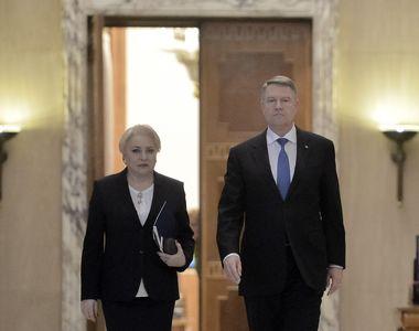 """Iohannis anunţă că Viorica Dăncilă """"nu va fi primită"""" dacă merge la dezbaterea pe care..."""