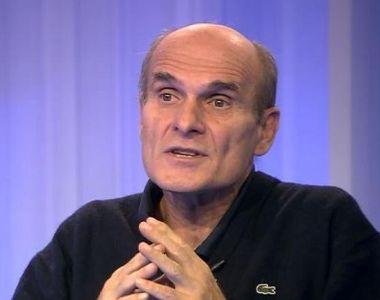 Cristian Tudor Popescu refuză invitația la dezbaterea lui Klaus Iohannis
