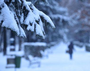 METEO. Când vine iarna peste România. Prognoza ANM pe următoarele două săptămâni