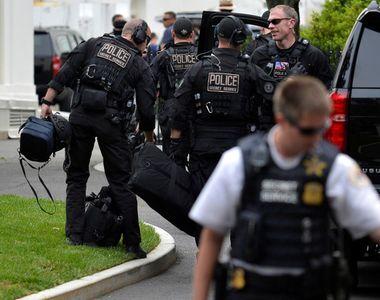Trei morţi într-un atac armat la un supermarket în statul american Oklahoma