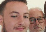 """Tatăl lui Alexandru, tânărul mort în accidentul din Italia își strigă durerea cu ultimele puteri: """"Te vom plânge mereu"""""""