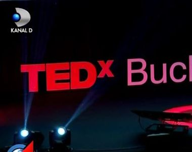 VIDEO | TEDx Bucharest: Cei mai fascinanți speakeri din diferite domenii au organizat...