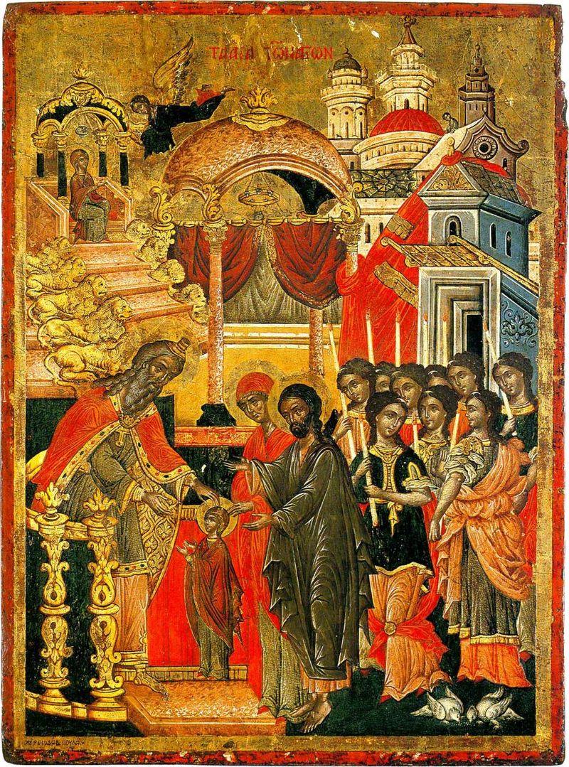 """Joi, 21 noiembrie, va avea loc """"Sărbătoarea Luminii"""", creștinii sărbătoresc Intrarea Maicii Domnului în Biserică"""