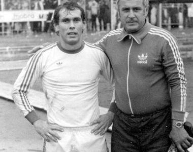 El este băiatul regretatului fotbalist Zoli Crișan! Robert a împlinit recent 35 de ani...