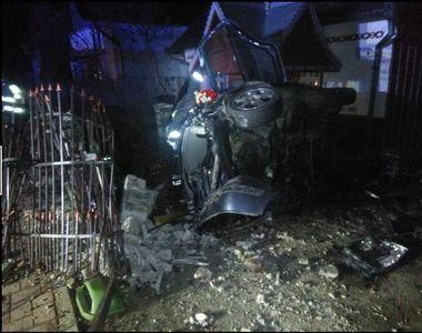 Tragedie în Suceava. Un tânăr de 25 de ani a murit, iar altul de 24 de ani a fost rănit...