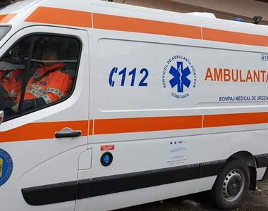 Elev de 14 ani din Constanța, înjunghiat de un coleg în picior
