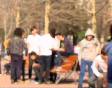 """VIDEO   Un elev de 12 ani, agresat de profesorul de geografie: """"L-a bătut până a..."""