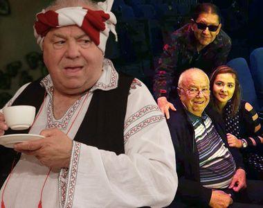 Cum a ajuns să arate Alexandru Arșinel după ce s-a pensionat? Actorul are 80 de ani