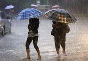 Avertizare ANM: Ploi însemnate cantitativ, răcire a vremii şi ninsori la munte, până sâmbătă dimineaţă