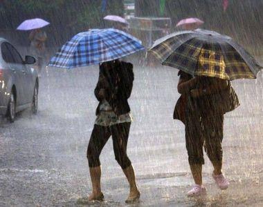 Avertizare ANM: Ploi însemnate cantitativ, răcire a vremii şi ninsori la munte, până...
