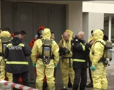 Panică în Timișoara. Oamenii din blocul de pe Vaida Voievod, unde a avut loc...