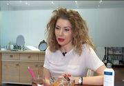 VIDEO | Carmen Brumă, ritual de înfrumusețare