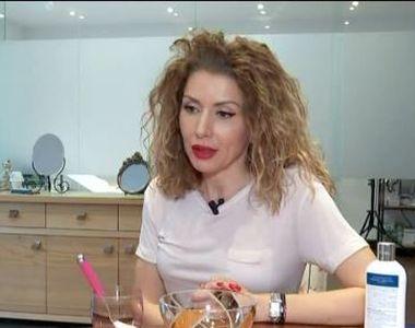 VIDEO   Carmen Brumă, ritual de înfrumusețare