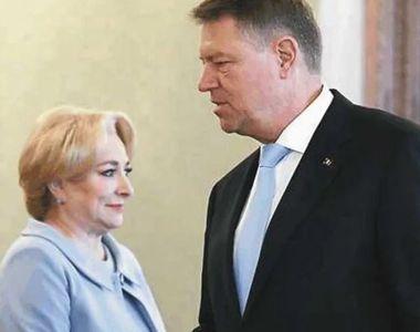 Sondaj alegeri prezidențiale. Cifre surpriză! Cum stau în sondaje Iohannis și Dăncilă:...