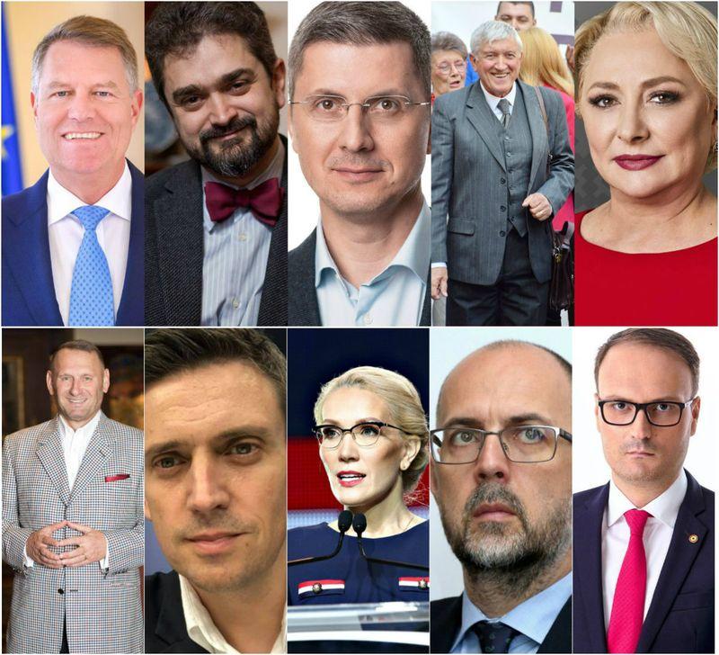 Alegeri prezidențiale 2019. Principalele partide s-au regrupat! Pe cine susțin înainte de turul 2
