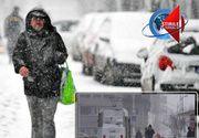 VIDEO | Iarna nu ne mai iartă! Temperaturile au scăzut drastic, iar ninsorile deja au pus stăpânire pe câteva zone