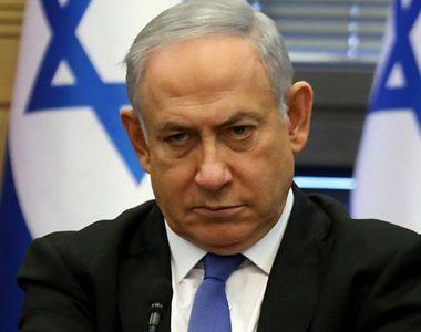 Benjamin Netanyahu, inculpat de corupţie, fraudă şi abuz de încredere
