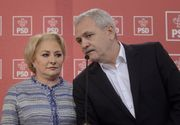 Dăncilă, întrebată dacă un vot pentru ea este un vot pentru Liviu Dragnea: Candidează Liviu Dragnea la ceva?