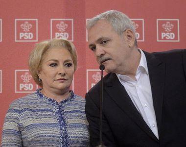 Dăncilă, întrebată dacă un vot pentru ea este un vot pentru Liviu Dragnea: Candidează...