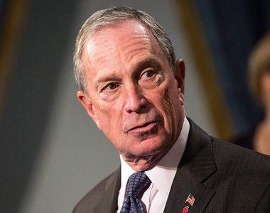 Michael Bloomberg vrea să fie președinte al Statelor Unite
