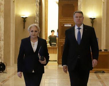 Viorica Dăncilă îl cheamă pe Klaus Iohannis la dezbarere, în această seară, la Palatul...
