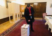 Alegeri prezidenţiale 2019 - Laura Codruţa Kovesi a votat la Helsinki - FOTO