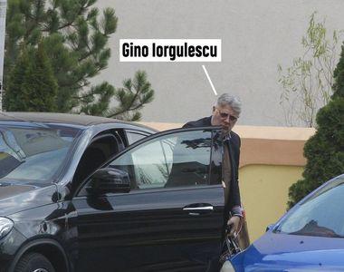 Gino Iorgulescu, dărâmat după accidentul provocat de fiul său