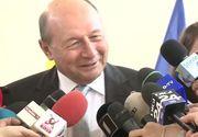 """Alegeri prezidenţiale 2019. Traian Băsescu, declarații înainte de vot: """"Dacă azi nu votezi, în următorii 5 ani să taci din gură"""""""