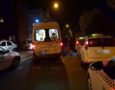 Botoşani: Şofer de taxi înjunghiat de un client. Agresorul a fost reţinut de către...