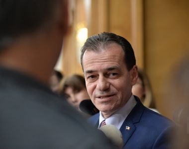 """Alegeri prezidenţiale 2019 - Ludovic Orban: """"Am votat pentru o Românie care să se..."""
