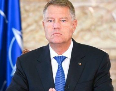 Klaus Iohannis, anunț fulger după ce a descins la sediul PNL în ziua alegerilor