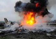 Un avion de pasageri s-a prăbușit în Republica Democrată Congo