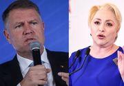 Iohannis vs Dăncilă: rezultat surpriză al votului până la 12:30