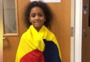 Alegeri prezidențiale 2019 - poezia emoționantă rostită de o fetiță în secția de votare