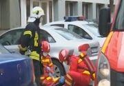 Locatarii unui bloc din Bucureşti, evacuaţi după ce un bărbat a anunţat la 112 că a găsit un obuz, în apartamentul bunicii