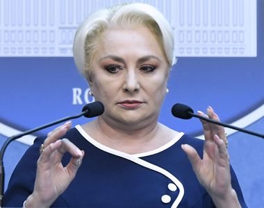 Alegeri prezidenţiale 2019 - Viorica Dăncilă, primele declarații după ce a pierdut în...