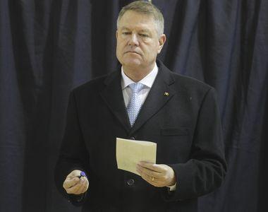 Singurele declarații ale mamei lui Klaus Iohannis după victoria la alegerile...