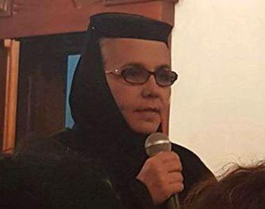 O fostă mare vedetă TV s-a călugărit. O mai recunoști pe Maica Theodora?