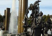 Români bănuiți că au furat și topit statui de bronz în Belgia