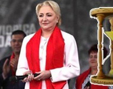 VIDEO | Viorica Dăncilă are zilele numărate la șefia PSD