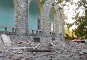 Cutremur puternic în Albania: Sunt zeci de victime