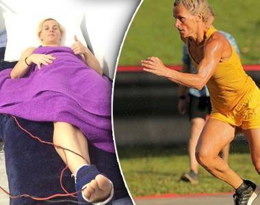 Mariana de la Exatlon a ajuns pe patul de spital! Ce a pațit sportiva care a fost...