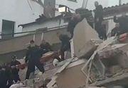 VIDEO | Imagini terifiante din timpul cutremurului din Albania. România trimite echipe de salvare